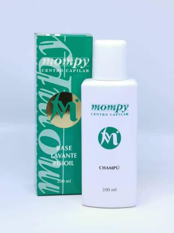 Champu Base Lavante Fisioil Mompy