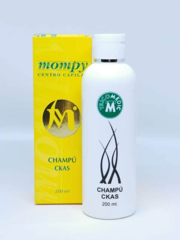 Champu Ckas Mompy