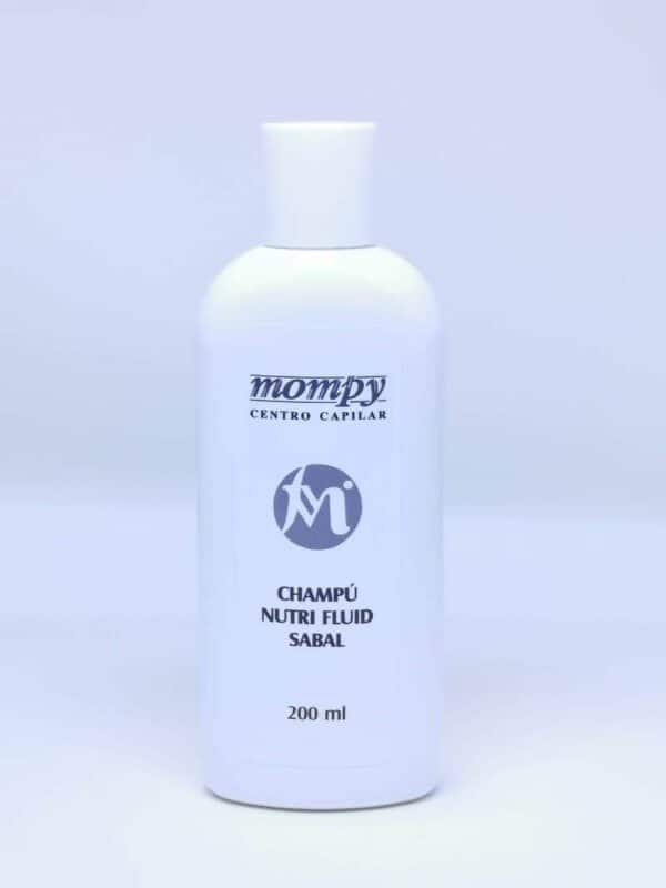Champu nutri fluid sabal
