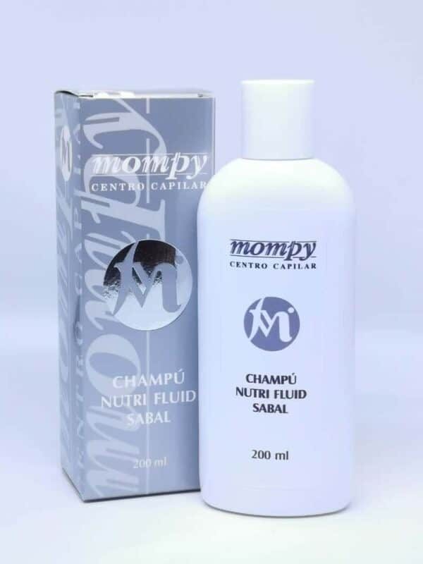 Champu Nutri Fluid Sabal Mompy