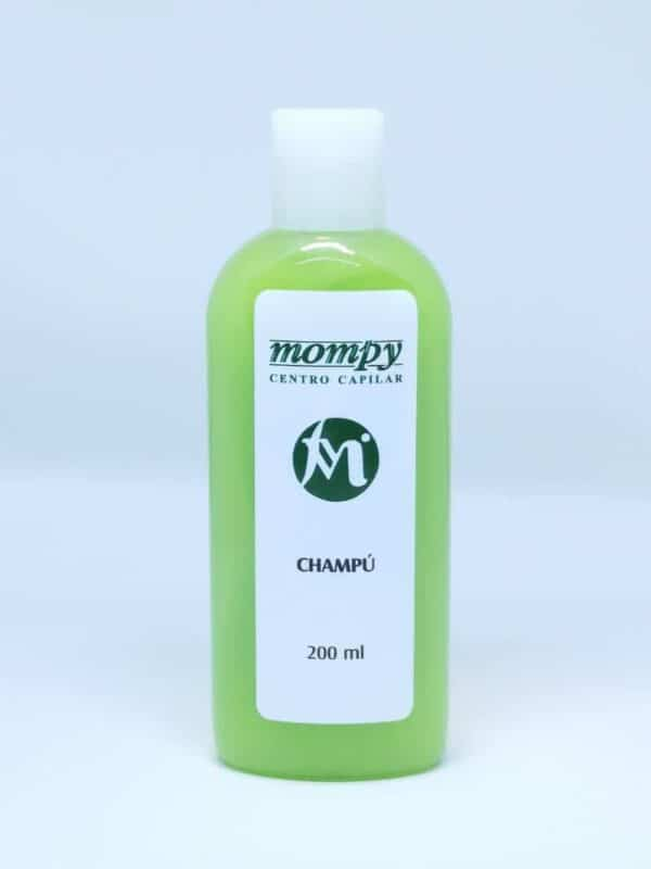 Champu verde equilibrante