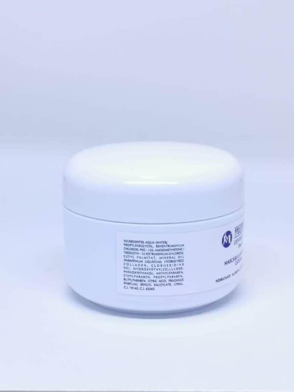 Mascarilla extracto granada mompy