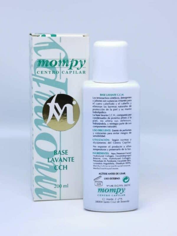 Mompy champu lavante cch
