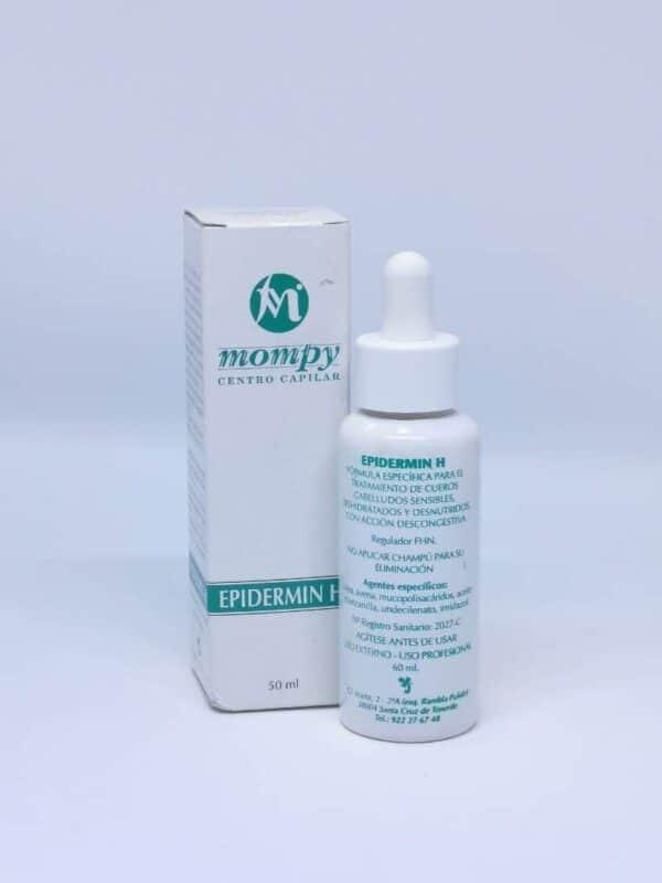 Mompy epidermin h