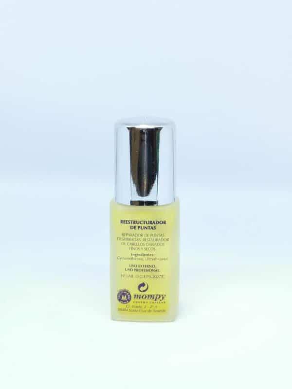 Restructurador de puntas amarillo mompy